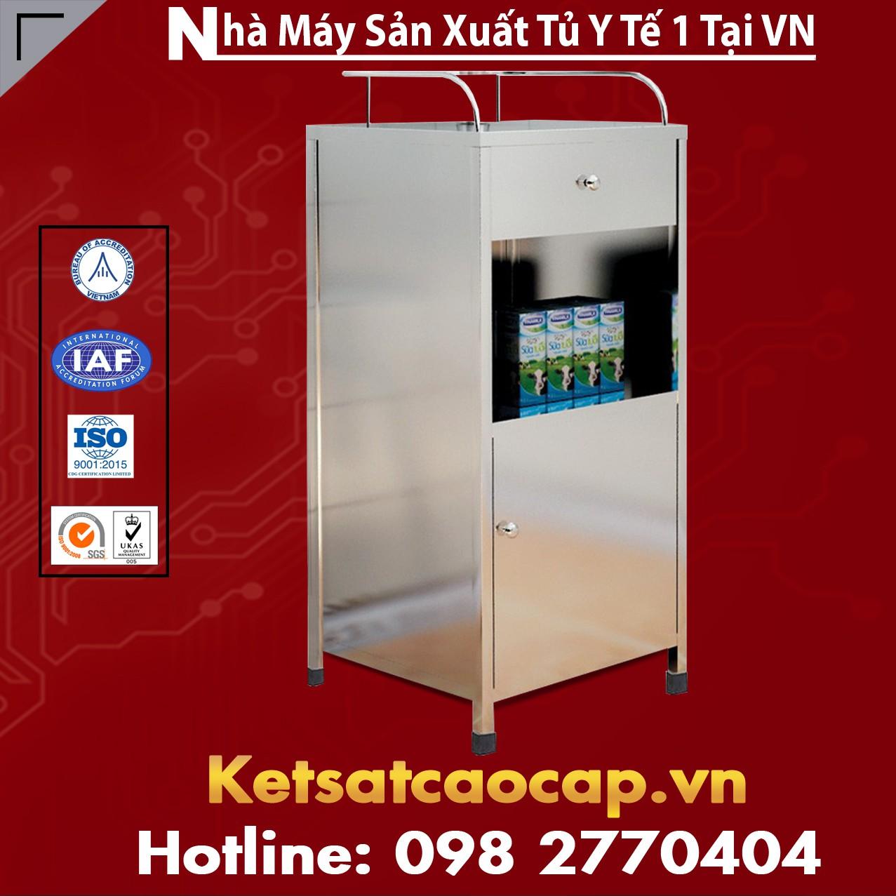 Tủ y tế bệnh viện BEMC - TYT01