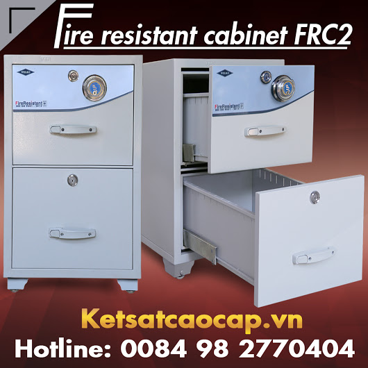 Dai ly ban tu dung ho so van phong bang sat loai lon WELKO Safes Fire Resistant Cabinet chinh hang gia re