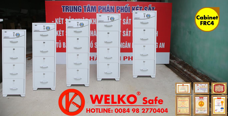 hình ảnh sản phẩm Đại lý cung cấp tủ hồ sơ chống cháy uy tín giá rẻ nhất