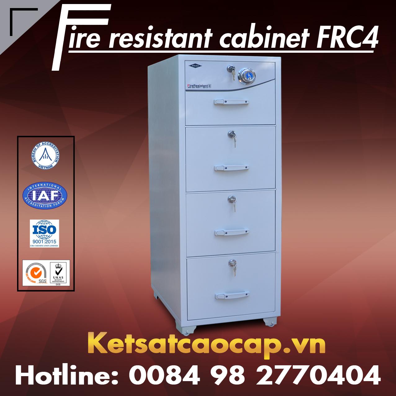 tủ chống cháy