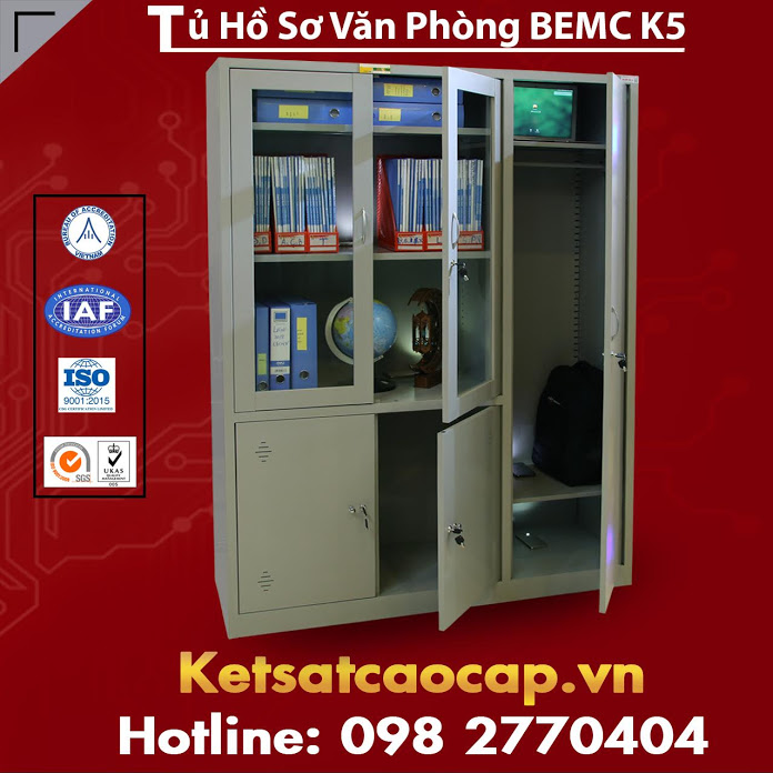 tủ sắt văn phòng tphcm chính hãng