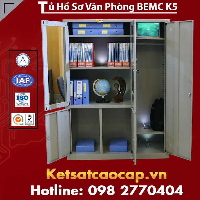 Tủ Hồ Sơ BEMC K5 Uy Tín Chất Lượng Chính Hãng Giá Tốt Nhất Hiện Nay