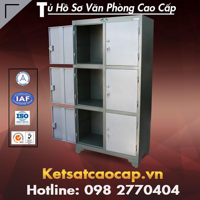 tủ cá nhân văn phòng hòa phát