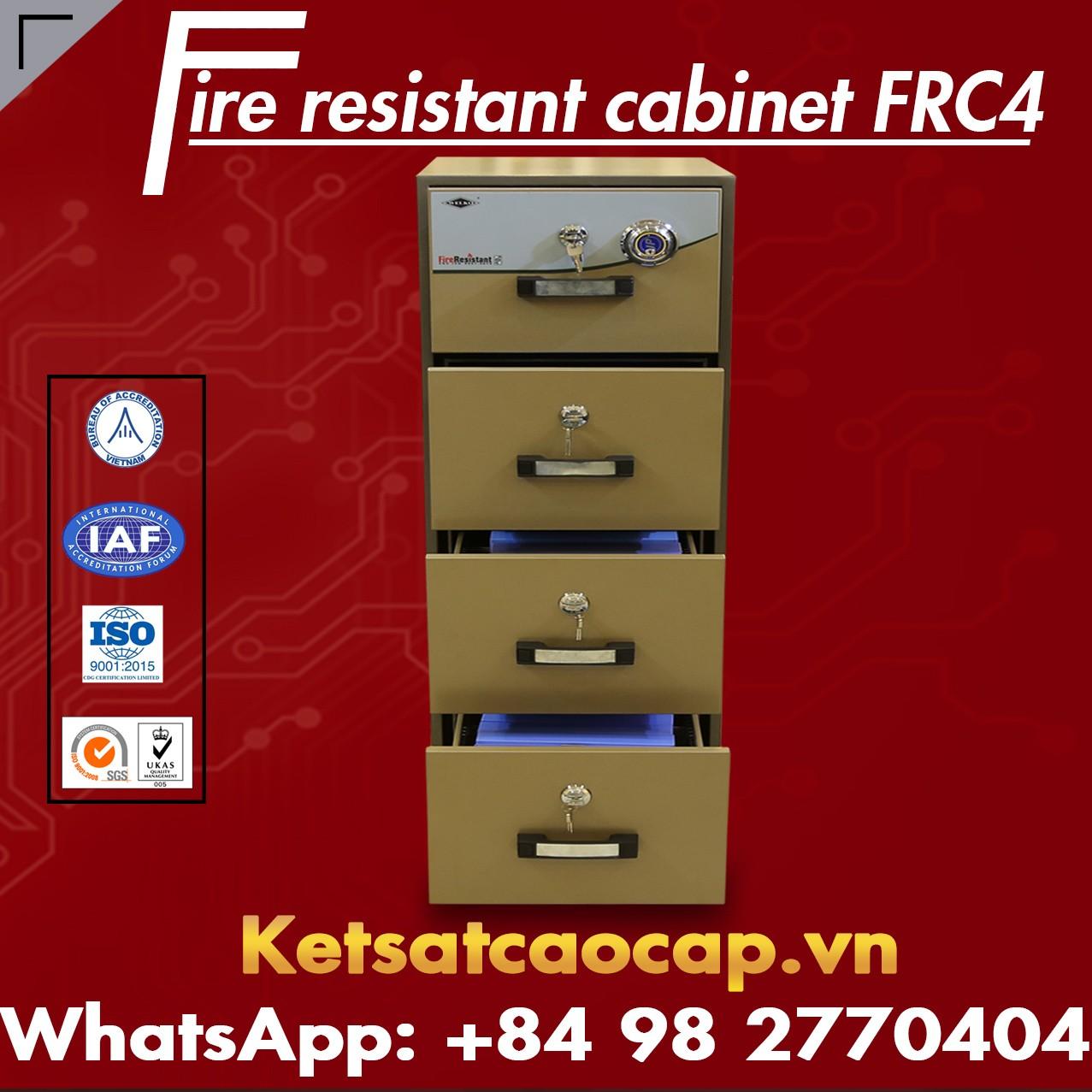 Tủ hồ sơ chống cháy uy tín chất lượng cao