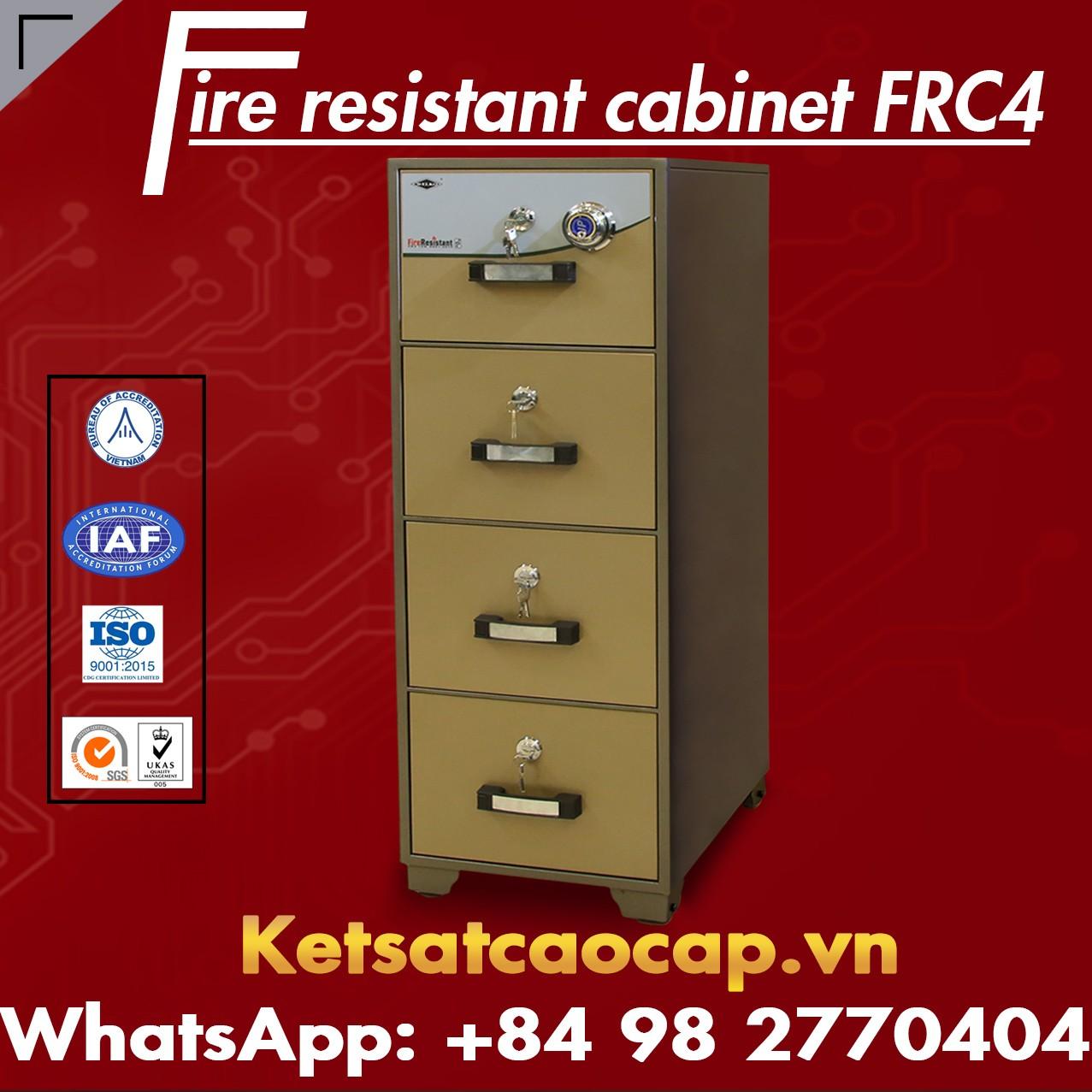Miễn phí giao hàng tủ hồ sơ chống cháy