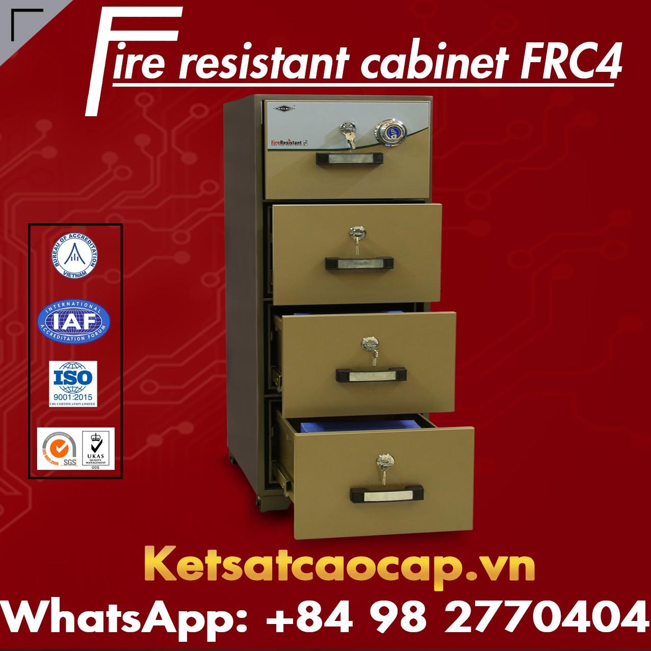 Tủ hồ sơ chống cháy chất lượng cao