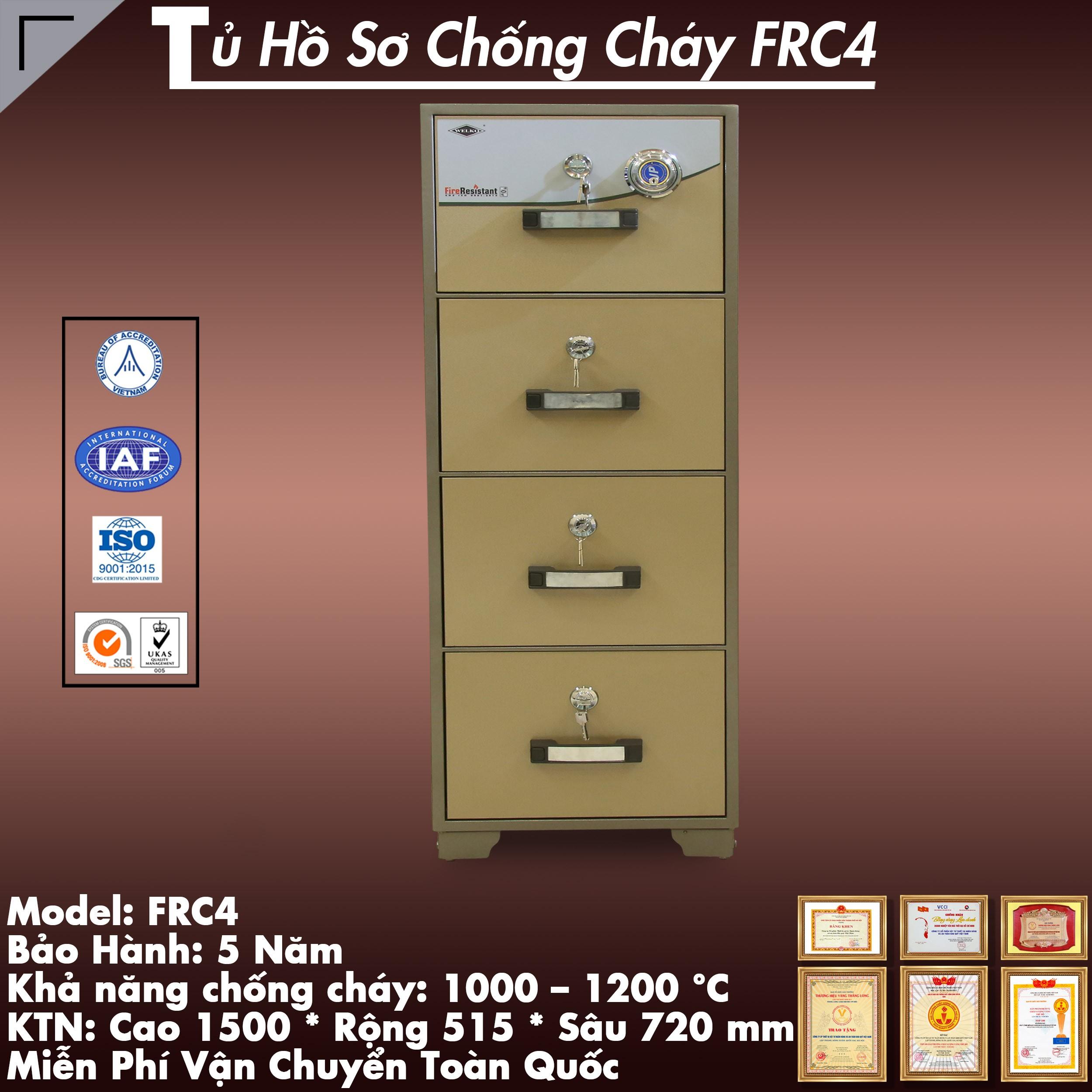 Mua tủ hồ sơ chống cháy giá rẻ ở đâu