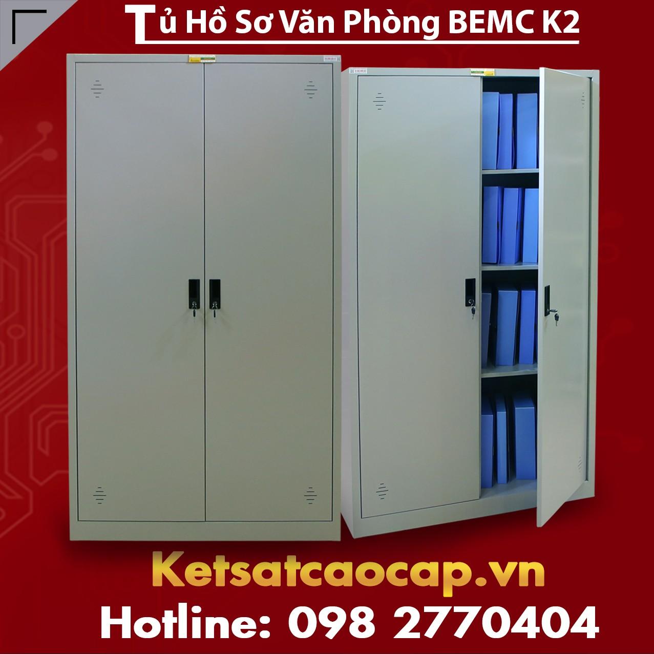 Tủ Hồ Sơ Văn Phòng BEMC K2 Chính Hãng