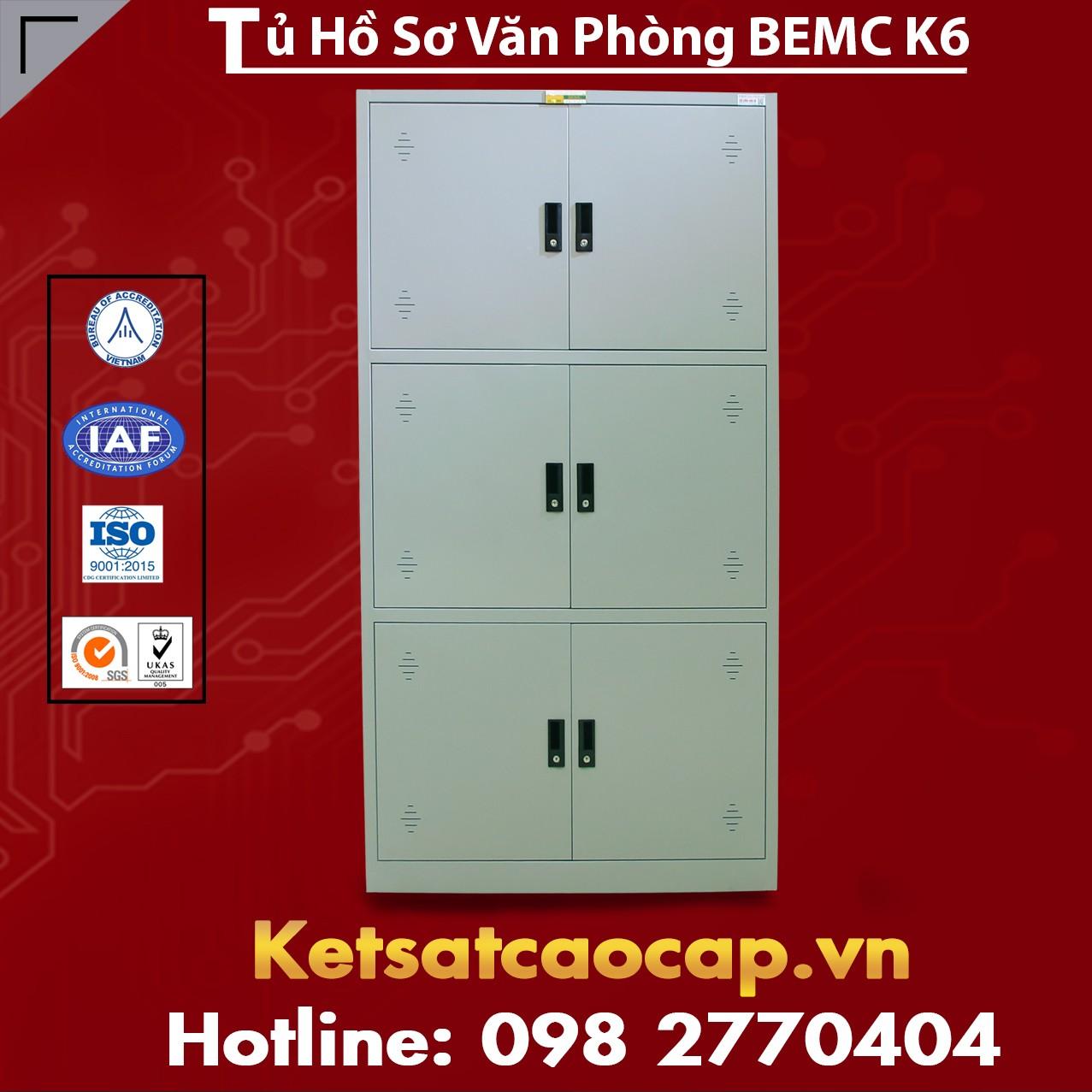 tủ hồ sơ văn phòng k6