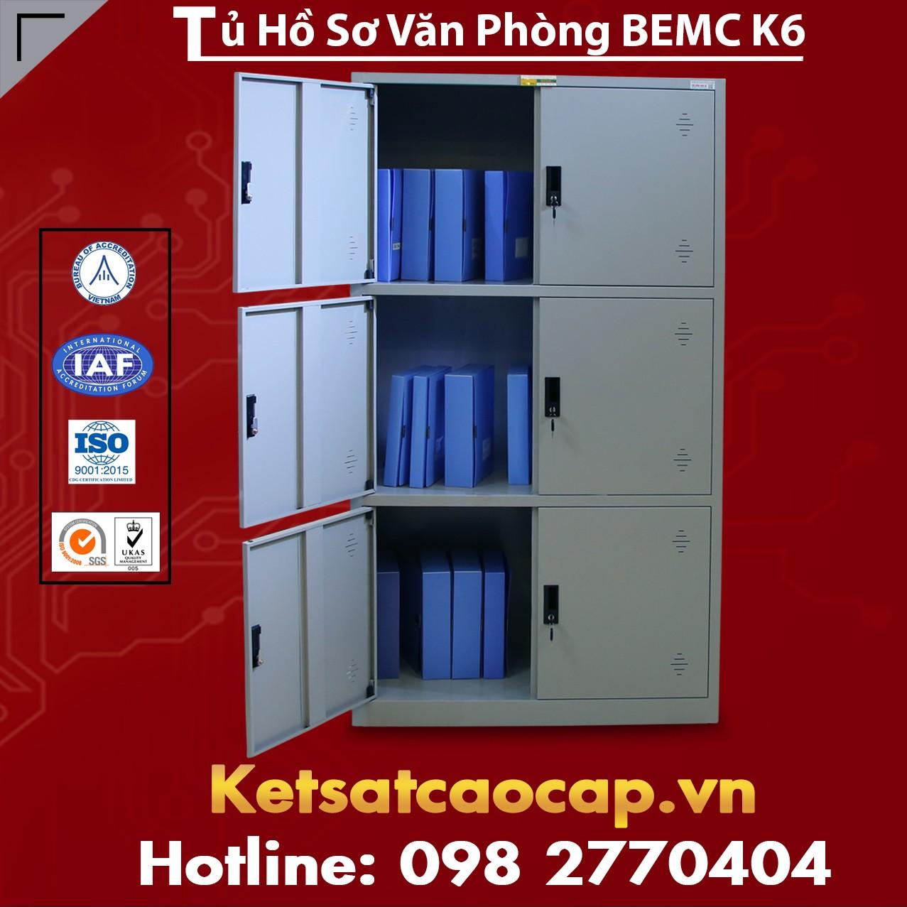 Tủ Hồ Sơ Văn Phòng BEMC K6 Giá Luôn Tốt Nhất Thị Trường