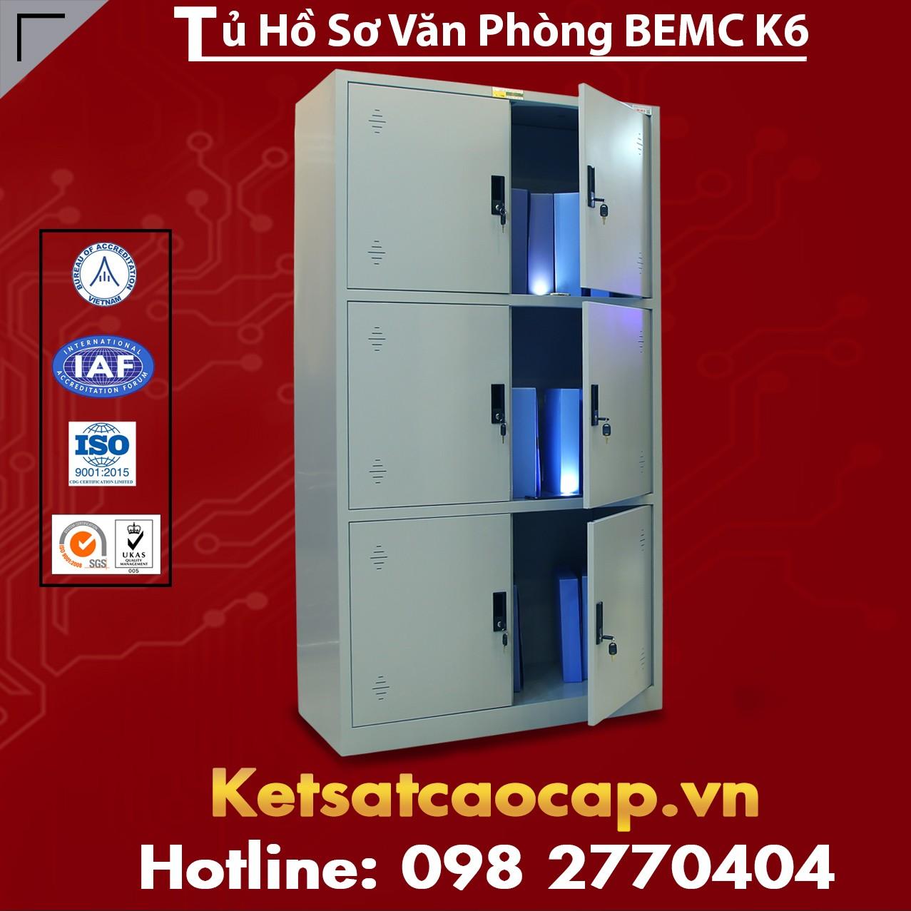 Tủ Hồ Sơ Văn Phòng BEMC K6