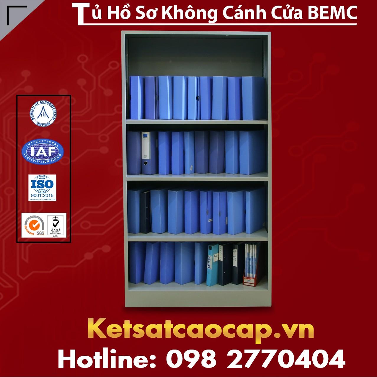 Tủ Hồ Sơ Không Cánh BEMC