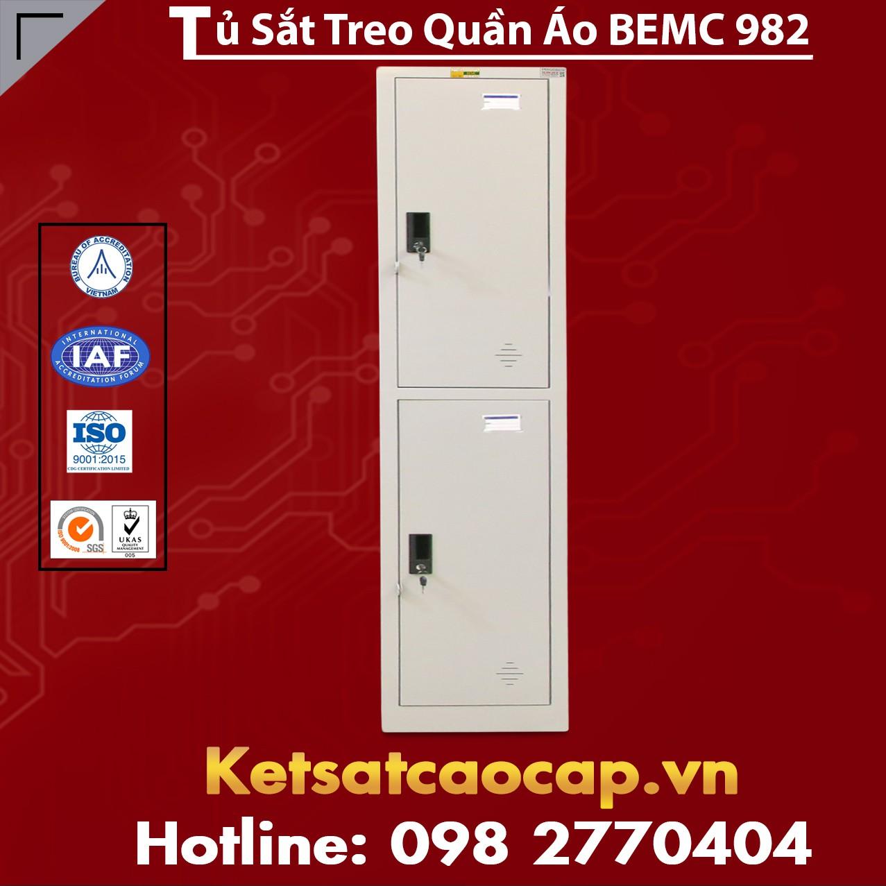 Tủ Treo Quần Áo BEMC 982